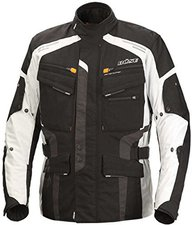 Büse Torino Jacke schwarz/grau