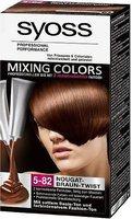 syoss Mixing Colors 5-82 Nougat-Braun-Twist