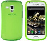 Mumbi TPU Silikon Schutzhülle (Samsung Galaxy S Duos)