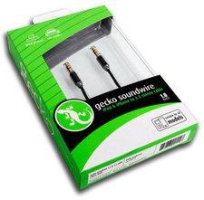 Gecko Soundwire iPod & iPhone auf 3,5 mm Audiokabel (GG100019)
