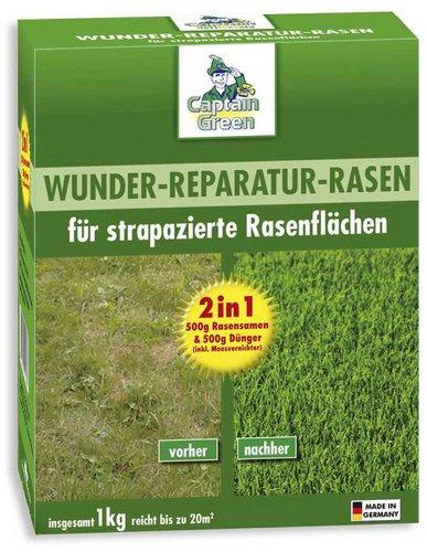 Captain Green Wunder Reparatur Rasen 2in1 123825
