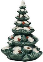 Goebel Winterwald Weihnachtsbaum mit Teelicht