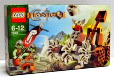 LEGO 7040 Castle Verteidigung der Zwergenmine