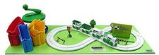 Gift House International Recycle Factory Train Set