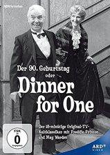 Dinner for one - Der 90. Geburtstag