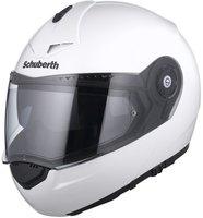 Schuberth C3 Pro glänzend/weiss/