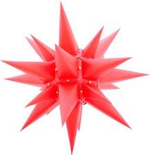 Herrnhuter Sterne Stern Innenbereich rot (40 cm)