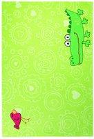 sigikid Happy Zoo Crocodile (140 x 200 cm)