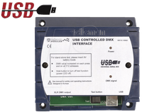 HQ-Power VM-116 USB/DMX