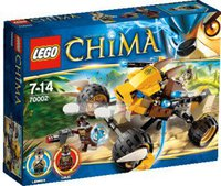 LEGO Legends of Chima - Lennox Löwen-Buggy (70002)