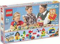 LEGO 5522 Creator 50 Jahre Steine Jubiläumsset