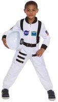Funny Fashion Kostüm Astronaut weiß