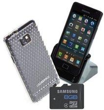 KIT Mobile Samsung Galaxy S II Kit inklusive Ladedock