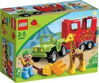 LEGO Duplo - Zirkustransporter (10550)