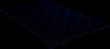 Irisette Kamelhaar leicht Steppbett 155x200 cm