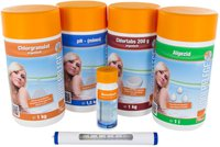 Intex Pools Wasserpflege Set Aquacorrect