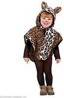 Widmann Kinderkostüm Plüsch Leopard