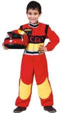 Funny Fashion Kostüm Rennfahrer