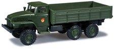 """Herpa Ural 452 Pritschen-LKW  """"Russische Garde """" (744409)"""