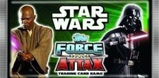Topps Star Wars Force Attax Movie Card Collection 2 Booster