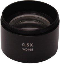 Optika Vorsatzlinse 0,5 x für modulare Serie