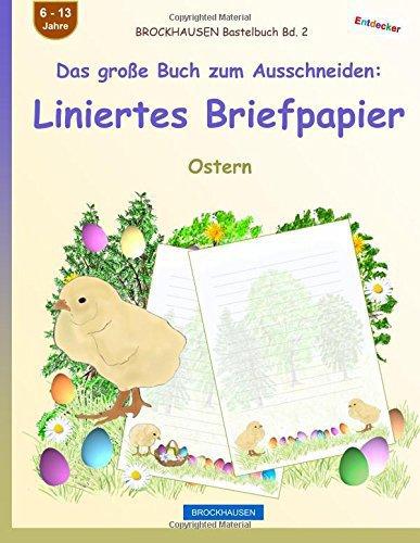 Briefpapier Ostern