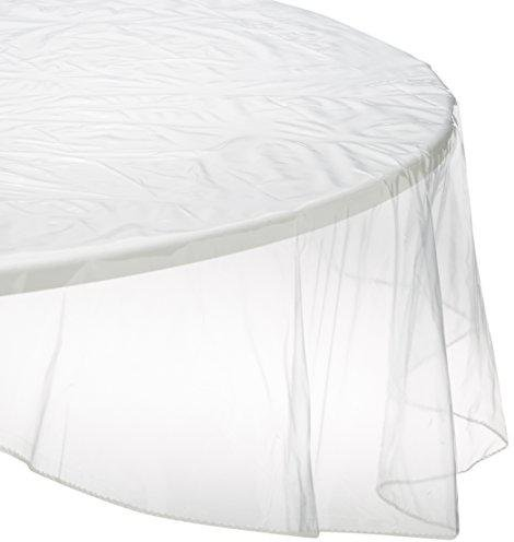tischdecke transparent preisvergleich ab 1. Black Bedroom Furniture Sets. Home Design Ideas