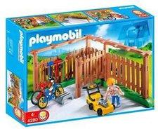 Playmobil 4280 PKW- und Gerätestellplatz