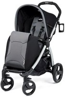 Peg Perego Book Plus Completo Stone - Gestell Silber 2013