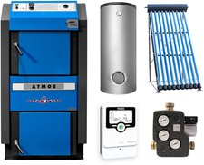 ATMOS Solaranlage + DC 30 GSE (30 kW)