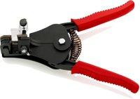 Knipex Abisolierzange mit Formmessern (12 21 180 SB)