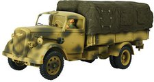 Forces of Valor German 3t Cargo Truck + Driver Eastern Front (80061)