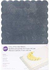Wilton Tortenscheiben 33 x 48 cm