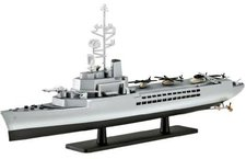 Revell Model Set French Helicopter Carrier JEANNE d'ARC (65896)
