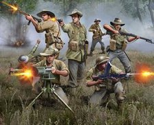 Revell Australien Infantry WWII (02501)