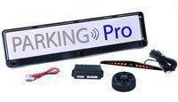 AIV Parking Pro EPH im Kennzeichenhalter
