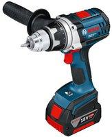 Bosch GSR 18 VE-2-LI Professional 2 x 4,0 Ah + L-Boxx (0 601 865 306)