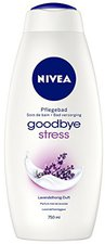 NIVEA Goodbye Stress Cremebad (750 ml)