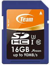 Team Group SDHC Xtreem 16GB Class 10 UHS-I (MCTG-004)