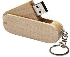Aricona USB Stick aus Holz DLH-1 8GB