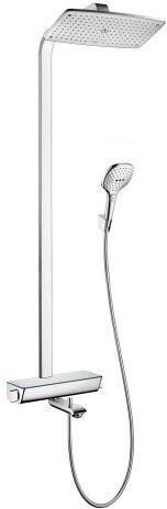 hansgrohe Raindance Select 360 Showerpipe Wanne (Chrom, 27113000)