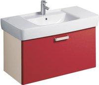 Keramag Renova Nr.1 Plan Waschtischunterschrank (87911) rubin