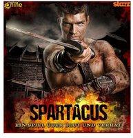 Heidelberger Spieleverlag Spartacus: Blut und Verrat