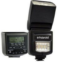 Polaroid Dual Flash LED Auto Zoom PL160DC (Canon)