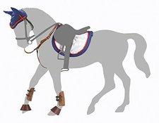 Breyer Traditional English Riding Accessory Set