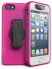 iSkin Revo 360° pink (iPhone 5)