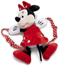 Disney Minnie Mouse Plush Backpack