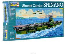 Revell Aircraft Carrier Shinano (05816)