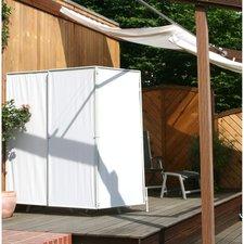 Peddy Shield Paravent Elfenbein 210 x 170 cm