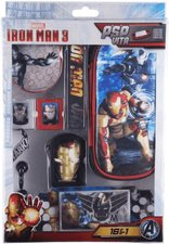 Indeca PSV Combination Pack The Avengers Iron Man 3